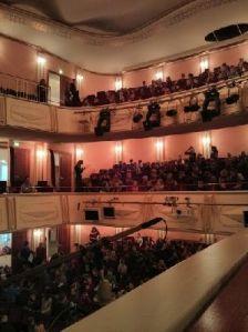 Theater von innen